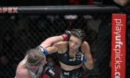 미끄러진 최승우·박준용 대신…김지연 UFC 4승 등정 도전