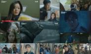 '지리산' 죽음의 미스터리 시작…2회만에 두 자릿수 시청률 돌파