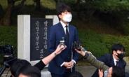 [헤럴드pic] 질의에 답변하는 이준석 국민의힘 대표