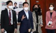 [헤럴드pic] 브리핑하는 국민의힘 성일종 의원