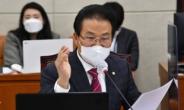 [헤럴드pic] 신상발언하는 국민의힘 김용판 의원