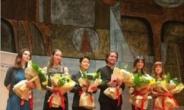 바이올리니스트 정누리, 파가니니 국제 바이올린 콩쿠르 2위