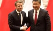 """시진핑, 마크롱과 통화서 """"전략적 자주 佛 옳다""""…나흘전 통화 바이든 견제"""