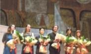 바이올리니스트 정누리, 파가니니 콩쿠르 2위 수상