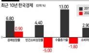 """""""한국경제 10년내 0%대 잠재성장률 우려"""""""