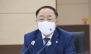 홍남기, G20 회의·한국경제설명회 참석차 28일 출국