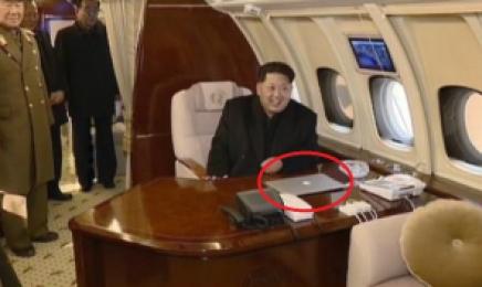 '애플빠' 김정은, 북한 주민은 요즘 어떤 휴대폰 쓸까? [IT선빵!]