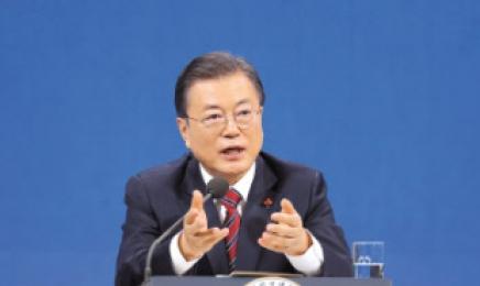 """""""김정은 비핵화 의지""""…문 대통령 발언에 美 전문가 부정적"""