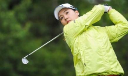 전인지, 게인브리지 LPGA 2R 단독 4위…51세 소렌스탐 컷 통과