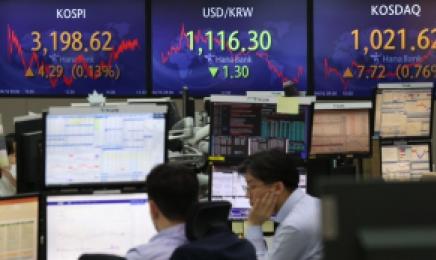 [인더머니] 국고채 금리 혼조세… 3년물 연 1.154%