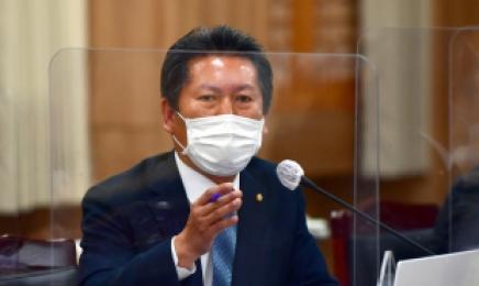 윤호중 원내대표 선출에 공석 된 법사위원장…'강성파' 정청래가 이어 받나