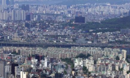 서울 아파트 낙찰가율 113.8% '최고치'