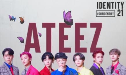 에이티즈, 아마존 뮤직 '아이덴티티 2021' 출연…글로벌 자선행사 참여