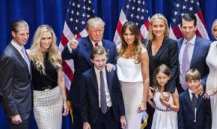 트럼프 성인자녀 경호에 거액 세금 투입 논란…얼마길래