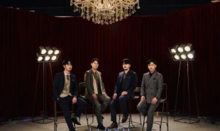 라포엠, 싱글 트릴로지 Ⅰ 'Dolore' 23일 발매…더블 타이틀 'Waltz In Storm' '언월'