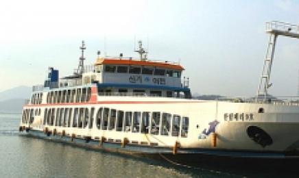 여수 섬 여객선 요금 1000원…보편적 교통복지 시책