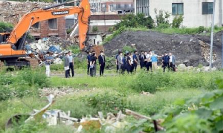 '광주 붕괴참사' 학동4구역 브로커 추가 구속됐다