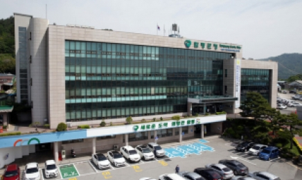 함평군, KF94 보건용 마스크 제작···100% 국산재료