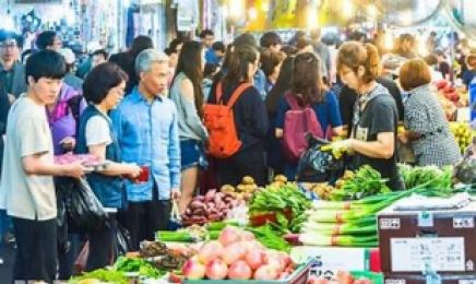 광주·전남 8월 소비자 물가 상승