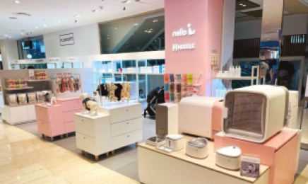 쿠쿠, 미아 현대백화점에 펫 브랜드 오프라인 매장 첫 선