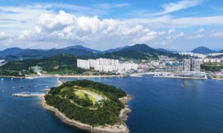 여수 장도공원 예술의 숲 문화예술 랜드마크 자리매김