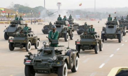 미얀마 군정, 탄압 행위 지속…여대생, 체포·고문 시달리다 음독