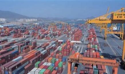 9월 광주 수출 하락, 전남 수출 큰 폭 상승