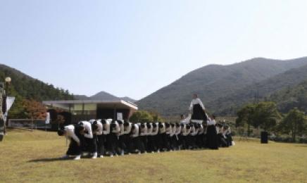 세계무형문화유산 강강술래, 16일 11시 운림산방에서 공연