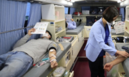 중흥그룹, 코로나19 극복 위한 릴레이 헌혈 캠페인