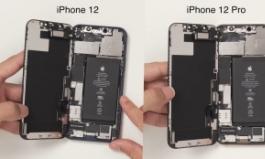"""'아이폰12' 약점 골칫거리 배터리…""""갤S21과 비교해 보니…"""" [IT선빵!]"""