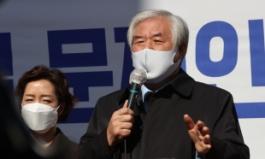 """3·1절 집회에 자영업자들 """"또다시 벼랑 가나"""" vs """"막을수 없어""""[촉!]"""