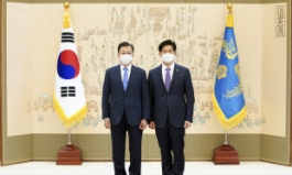 """노형욱 국토 장관 """"서민 주거안정, 최우선 과제로 추진"""""""