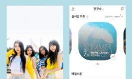 """브레이브걸스, '치맛바람' MV…""""전작 대비 365배 빠른 속도로 조회수 상승"""""""