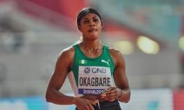 도쿄올림픽 첫 도핑 적발…나이지리아 육상 오카그바레 '퇴출'