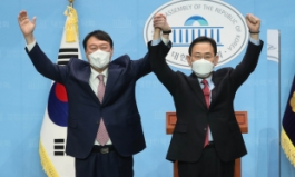 주호영 품은 尹, 최재형 손잡은 洪…'인재 영입전쟁' 달아올랐다
