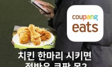 """""""치킨 한마리 시키면 절반은 쿠팡 몫?"""" 사장님 울리는 쿠팡의 '배신' [IT선빵!]"""