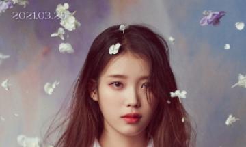 아이유, 컴백 초읽기…이달 25일 4년 만에 정규 5집 발매