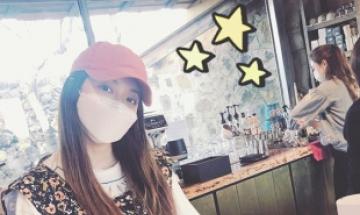 '활동 중단' 박한별, 제주에 카페 차렸다