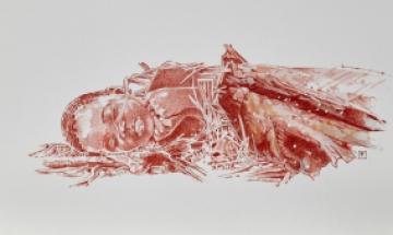 아프리카 最古 무덤 발굴…아기 머리엔 베개, 몸은 동물가죽 덮어