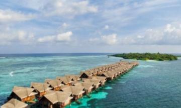 비상 걸린 인도양 휴양지…몰디브, 코로나 환자 급증에 통금 강화