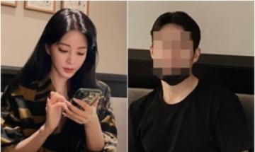 한예슬, 10세 연하 남자친구 깜짝공개