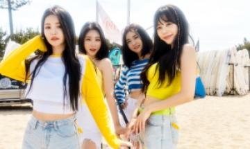 브레이브걸스, '치맛바람' MV 공개 3일 만에 2000만 뷰 돌파