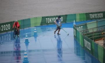 '폭염·습도·태풍까지'… 사람잡는 도쿄올림픽