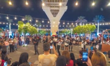 오징어게임·BTS...두바이서 '한국을 느끼다'