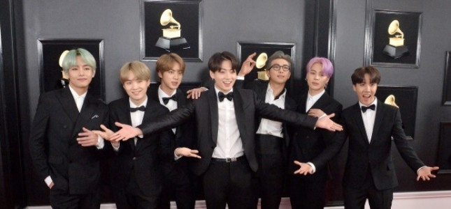 BTS to appear on 'Saturday Night Live' in April