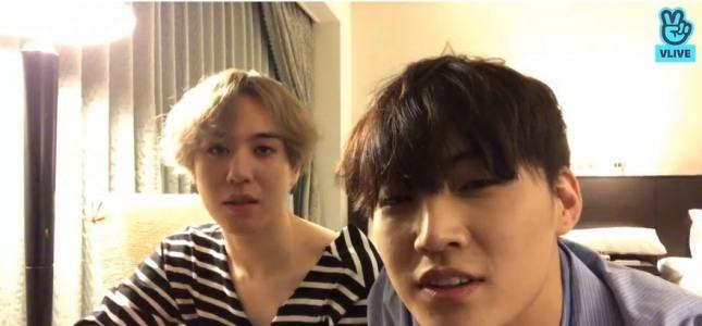 [V Report] GOT7's Jus2 bids goodnight in Osaka