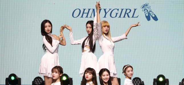 Oh My Girl returns with evocative 'The Fifth Season'