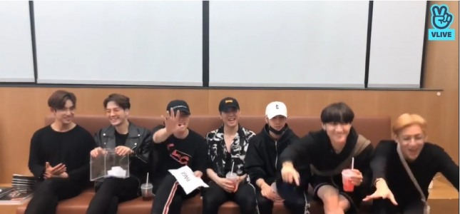 [V Report] GOT7 can't wait to unveil new EP