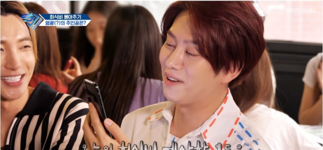 [V Report] Super Junior's Heechul proves his popularity