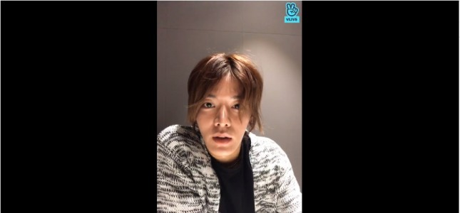 [V Report] NCT 127's Yuta eager to meet fans in Japan